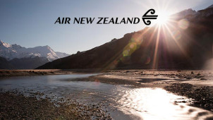 £20 Off Return Economy Flights from Heathrow to Los Angeles at Air New Zealand