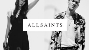 Extra 20% Off in the 50% Off Sale at AllSaints