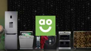 £30 Off Large Kitchen Appliances Over £399 at ao.com