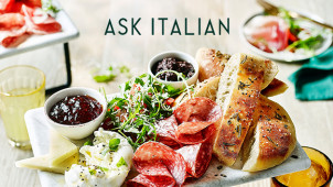 2 Courses for £10.95 at ASK Italian