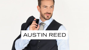 Suits from £199 at Austin Reed