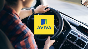 Up to 18% off at Aviva Car Insurance