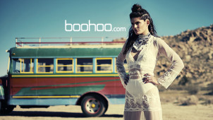 Free Delivery on Orders Over €40 at Boohoo.com