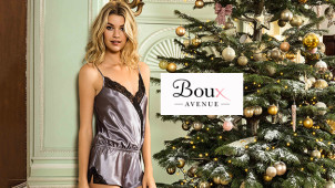 £10 off Orders Over £40 at Boux Avenue
