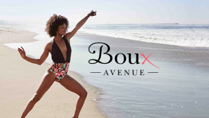 15% Off Orders Plus Free Delivery at Boux Avenue