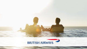 City Breaks from £110pp (Flights + 2 Nights) at British Airways