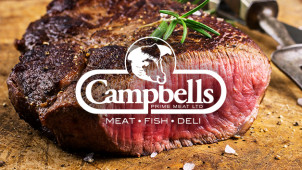 51% Off the Deluxe Steak Meat Box Plus Free Delivery at Campbells