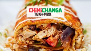 30% Off Food at Chimichanga
