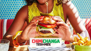 40% off Main Courses at Chimichanga