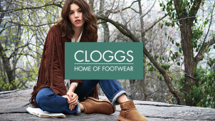 £10 Off Orders at Cloggs