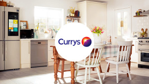 £50 Off Large Appliance Orders Over £599 at Currys