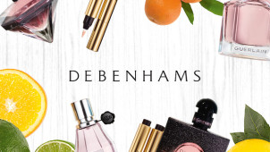 10% Off Beauty & Fragrance at Debenhams