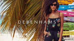 Enjoy 50% Off in the Holiday Sale at Debenhams