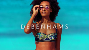 10% Off Orders Over €50 plus 70% Off in the Big Summer Event at Debenhams.ie - Ends Sunday!