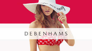 Up to Half Price Summer Sale at Debenhams