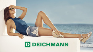 Up to 50% Off in the Sale at Deichmann