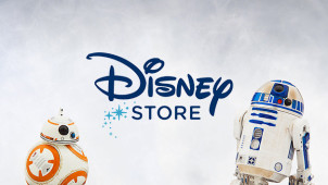 Up to 50% Off Selected Star Wars Lines at Disney Store