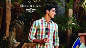 Extra 10% off in the Sale at Dockers