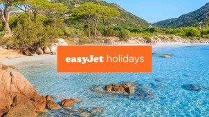 £100 Off Bookings Over £1200 at easyJet Holidays