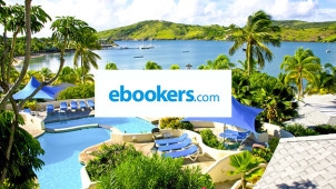 £50 Off Combined Flight and Hotel Bookings Over £600 at ebookers