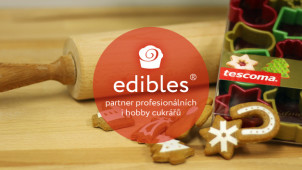 Slevový kupon -10% na váš nákup od Edibles.eu