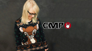 10% off Orders Over £10 at EMP