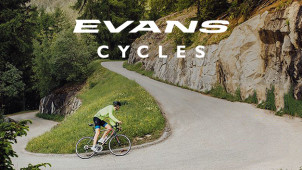 £5 Off Next Order Over £40 with Newsletter Sign-ups at Evans Cycles