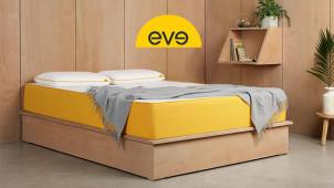 £60 Off Mattress Orders at Eve Mattress