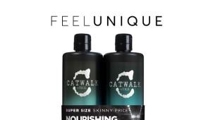 £6 off TIGI Catwalk Oatmeal & Honey Tween Shampoo & Conditioner Duo at Feel Uniqe