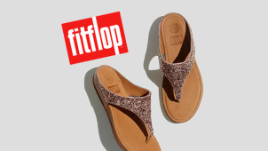 Extra 10% Off in the Mid Summer Sale at Fitflop