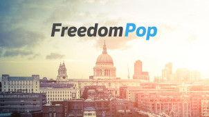 Unlimited Minutes, Texts, & 4GB Plan with Extra 2GB of Bonus Data for the First Month at FreedomPop