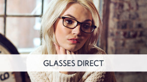 50% Off Frames Plus a Second Pair Free at Glasses Direct