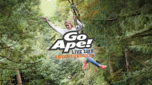 15% Student Discount at Go Ape!