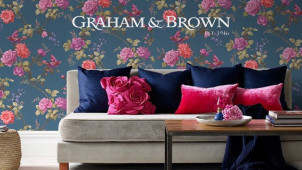 10% Off New Customers Orders at Graham & Brown