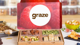 20% off First Orders at Graze
