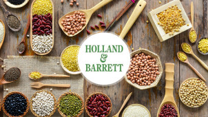 £5 off Orders Over £45 at Holland & Barrett