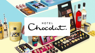 15% Off Orders of 3 or More Selectors at Hotel Chocolat