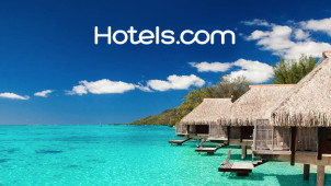 £20 off Bookings Over £200 at Hotels.com