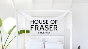 Up to 30% Off in the Brand Event at House of Fraser
