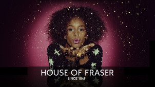 Up to 30% off Christmas Gifts at House of Fraser