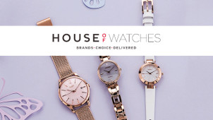 5% Off Next Orders with Newsletter Sign-Ups at House of Watches