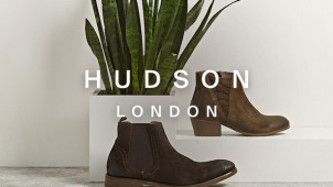 Enjoy 60% Off in the Summer Sale at Hudson Shoes