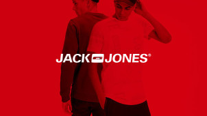 Free Delivery When You Spend £60 at Jack & Jones