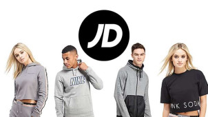 Free Delivery on Orders Plus up to 50% off in the Clearance at JD Sports