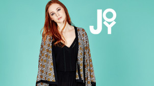 Up to 20% Off Seasonal Offers at Joy