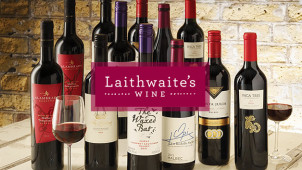 £40 Off First Orders Over £99 Plus Free Delivery at Laithwaite's Wine