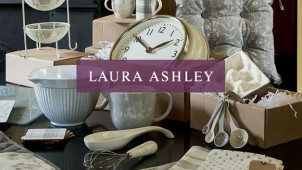 10% Off Fashion Orders Over £100 at Laura Ashley