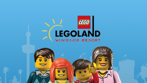 £15pp Off Tickets with 7 Days Advance Bookings at LEGOLAND ® Windsor Resort