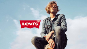 10% Off First Order plus Free Delivery with Newsletter Sign-ups at Levi's
