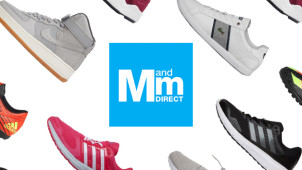 Up to €110 off Nike, Adidas, Lacoste & Puma Trainers at M and M Direct IE